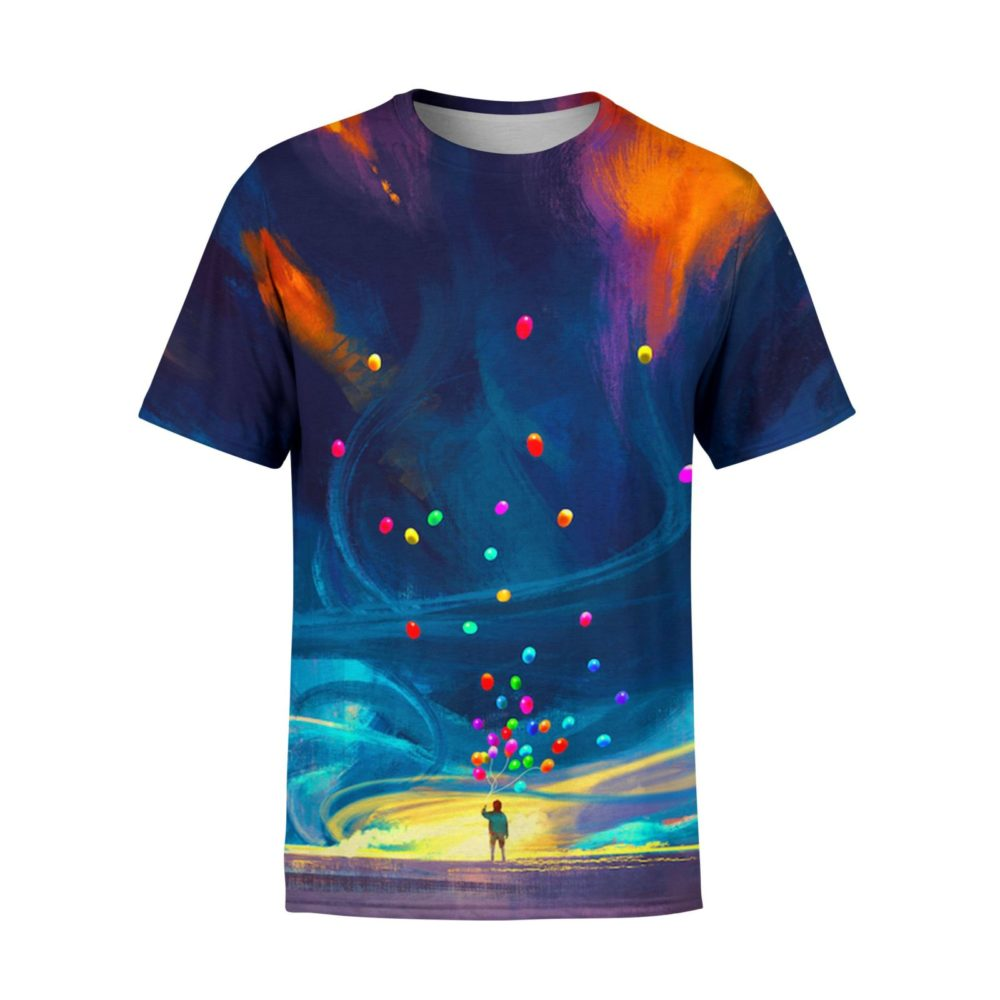 Escaping Reality T-Shirt